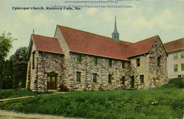 St. Barnabas Episcopal Church, Rumford, ca. 1912