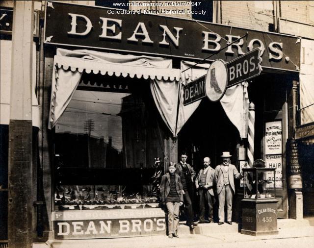 Dean Bros., Portland, ca. 1895