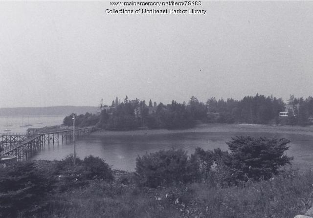 Gilpatrick Cove, Northeast Harbor, ca. 1980
