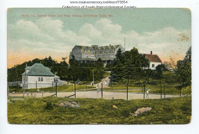 Second Holly Inn, Christmas Cove, ca. 1917