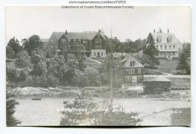 The Holly Inn annex, Christmas Cove, ca. 1940