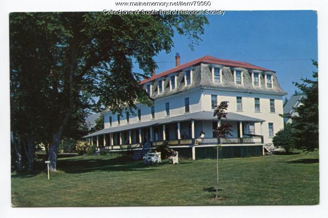 Coveside Inn, Christmas Cove, ca. 1980