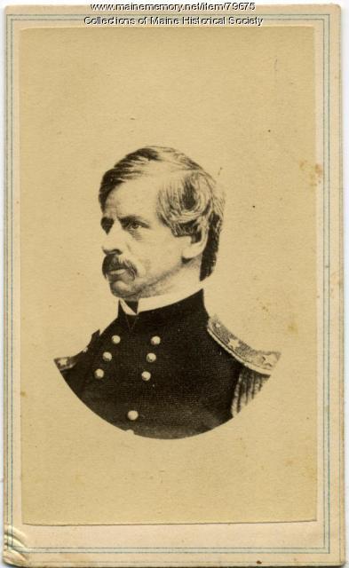 Gen. Nathaniel P. Banks, ca. 1863