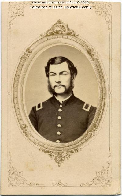William K. Bickford, 20th Maine, ca. 1863