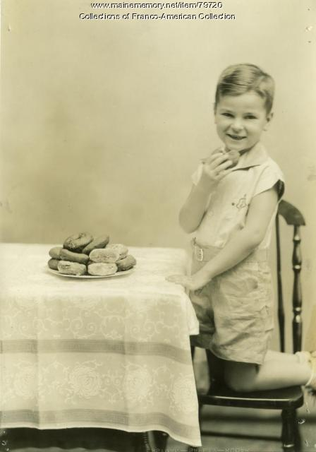 Maine Baking Company Advertisement, Auburn, ca. 1940