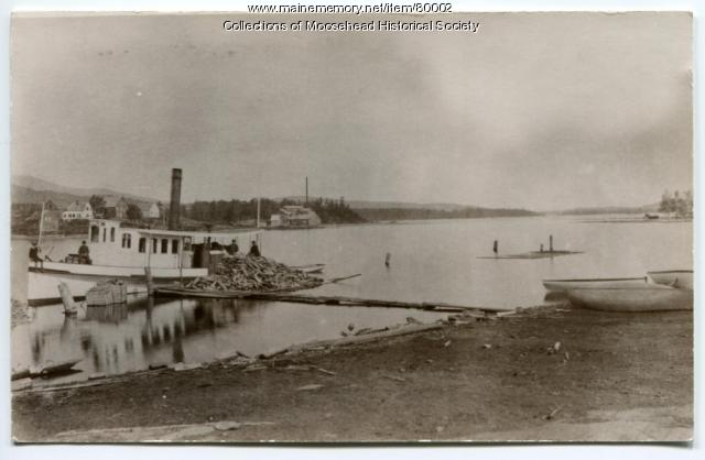 Steamboat Ripple, Moosehead Lake