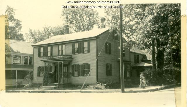 59-61 Main Street, Bridgton, ca. 1938