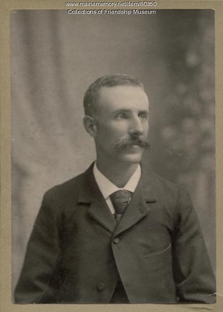 Sherman Tecumseh Jameson, ca. 1900