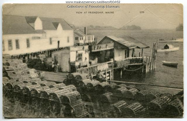 View of Friendship, ca. 1930