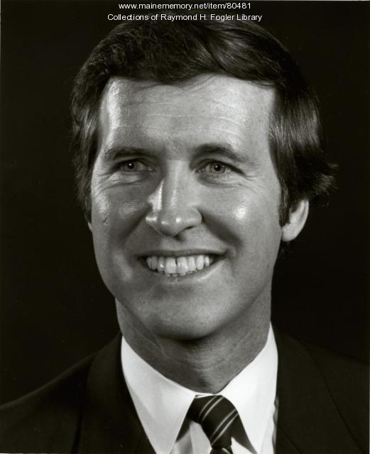 Sen. William S. Cohen, ca. 1980