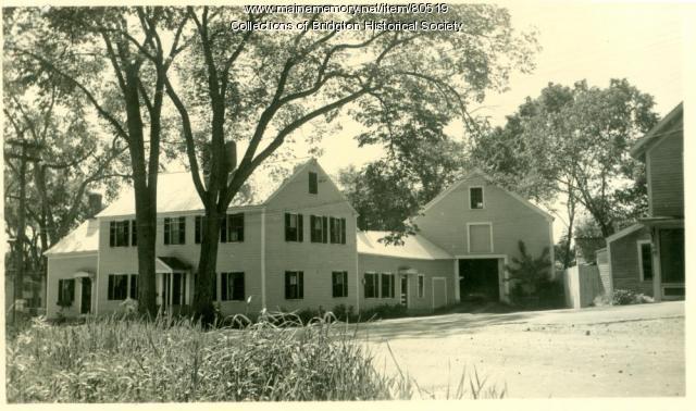 43-45 Main Street, Bridgton, ca. 1938