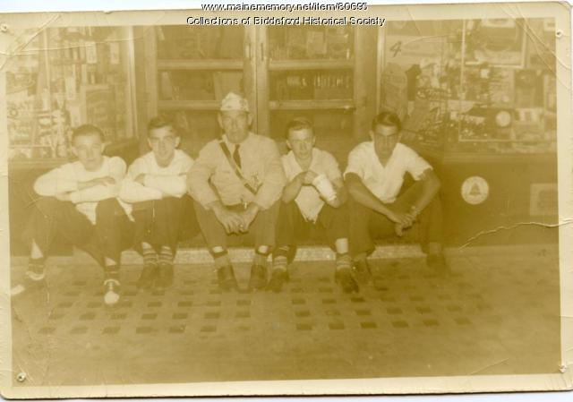 VFW Corps Members In Philadelphia, 1941