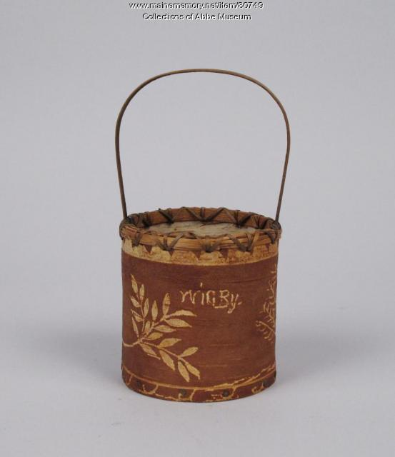 Berry basket, ca. 1910