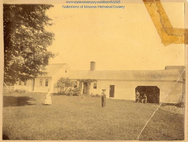 Vinton Farm, Monson, ca. 1900