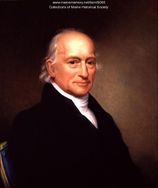 Charles Vaughan, Hallowell, ca. 1820
