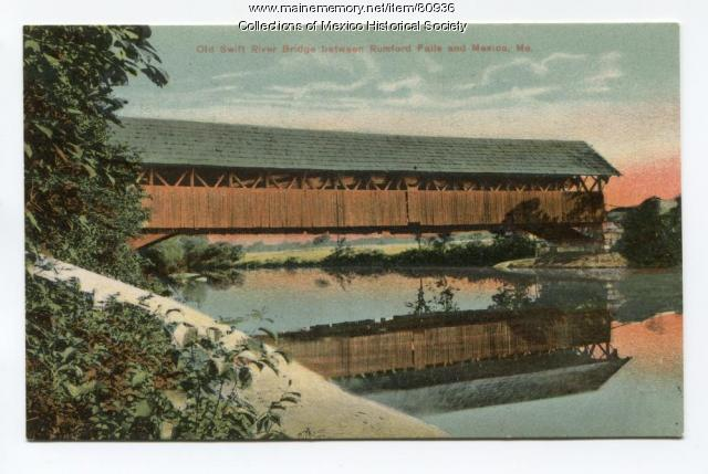 Porter Covered Bridge, 1870