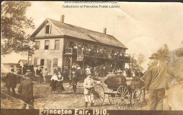 Princeton Fair, 1910