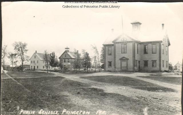 Princeton Schools, Princeton, 1906