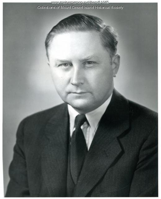 Charles Kenneth Savage portrait, ca. 1960