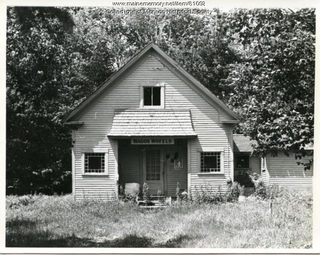 New Burma School, Monson, ca. 1940