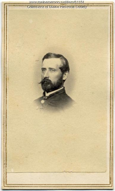 Nathaniel B. Coleman, 17th Maine