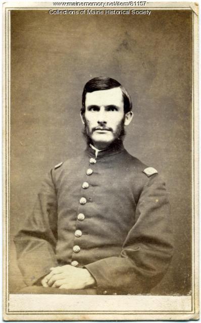Lt. Albert E. Fernald, 20th Maine
