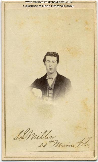 Samuel L. Miller, 20th Maine