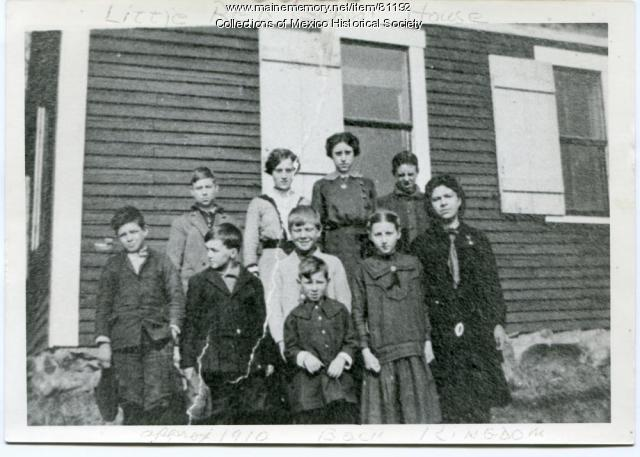 Kingdom School, Mexico, ca. 1910