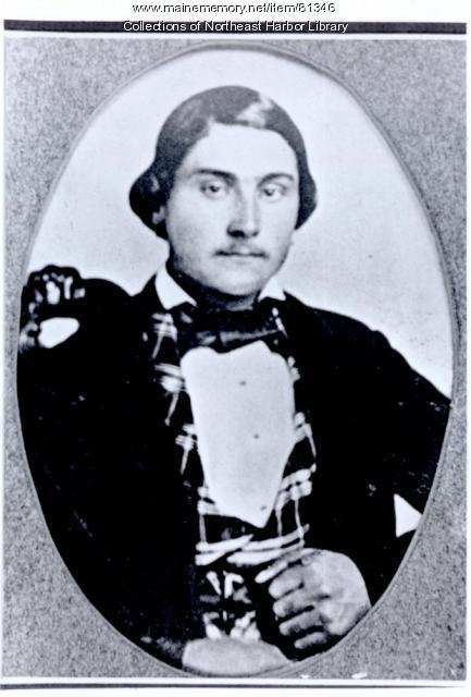 Augustus Chase Savage, 1854