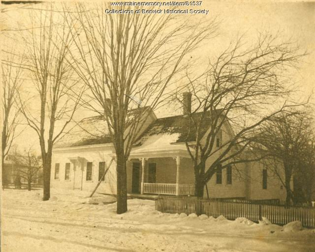 Hemmingway Homestead, Berwick, ca. 1890