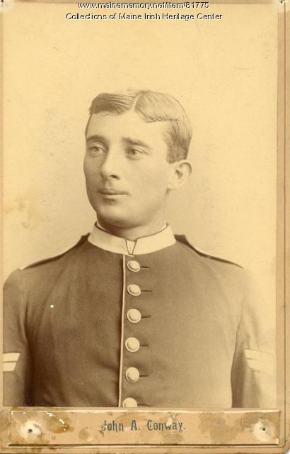 John A. Conway, Portland, ca. 1890