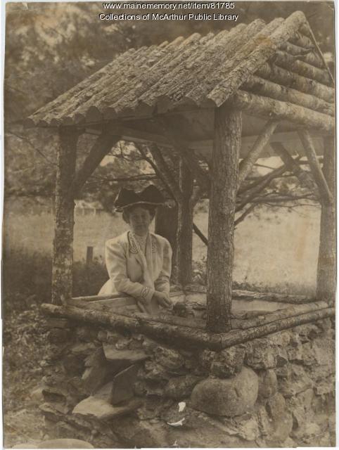 Kate Douglas Wiggin, Hollis, 1908