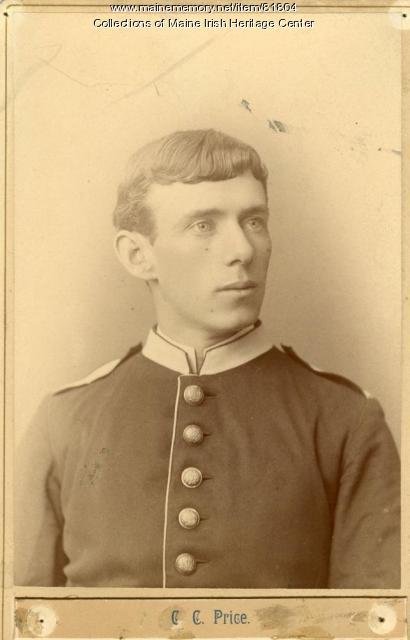 Charles C. Price, Portland, ca. 1885