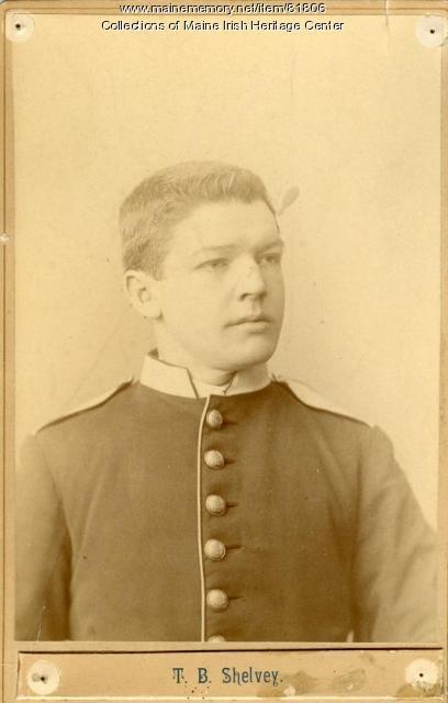 T.B. Shelvey, Portland, ca. 1890
