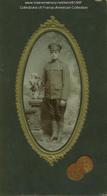Antonio Sylvain, Tientsin, China, ca. 1920