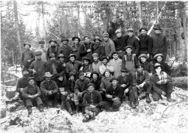 Bryson's Crew - 1914