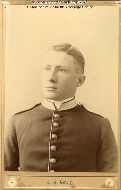 John K. Gately, Portland, ca. 1890