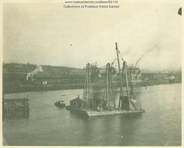 South Portland Submarine Line 1922