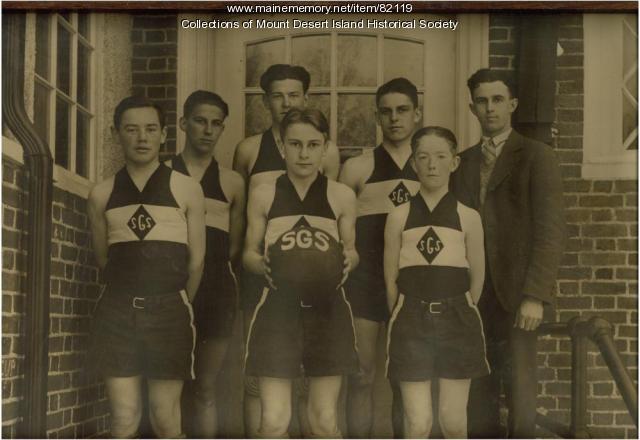 Stetson Grammar School 1926-1927