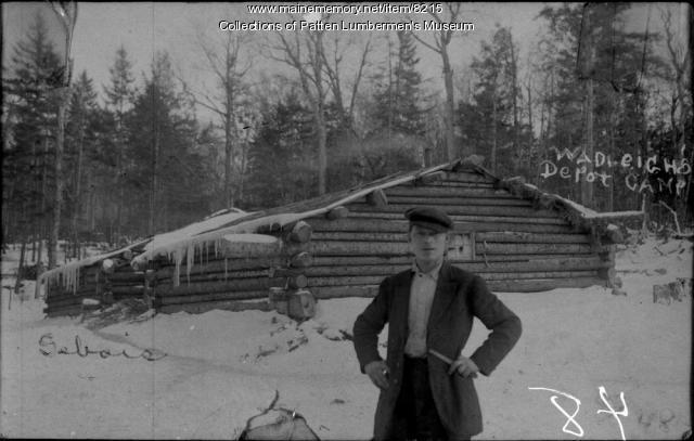 Wadleigh's Depot Camp, Sebois