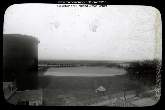 Munjoy Hill Reservoir, Portland, ca. 1920