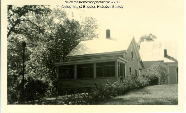 101 Main Street, Bridgton, ca. 1938