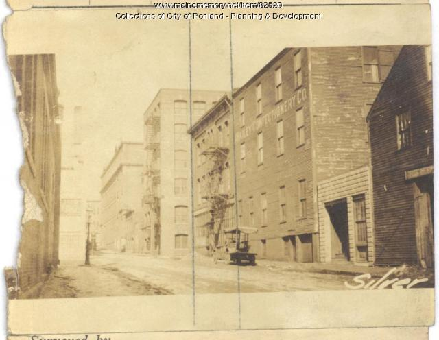 19-23 Silver Street, Portland, 1924
