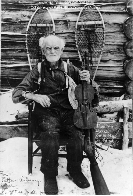 Greenleaf H. Davis, Shin Pond, ca. 1900