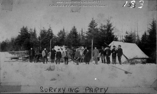 Surveying Party, ca. 1900