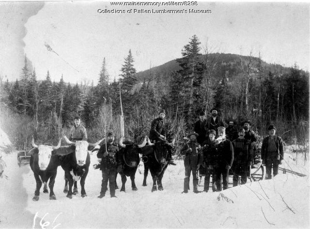 Clark and Moore-Camp Mahoney, 1895