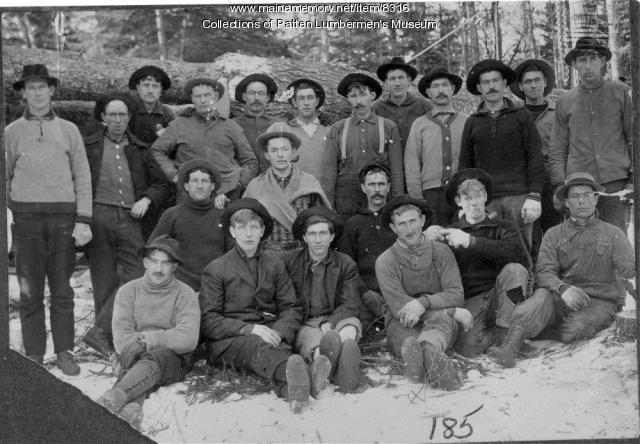 Crew in Woods