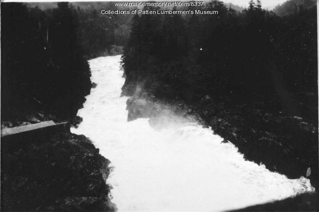 Webster Brook Falls