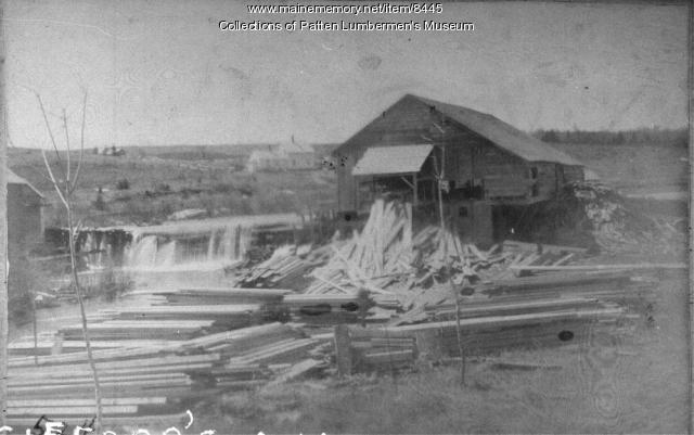 William Gifford's sawmill
