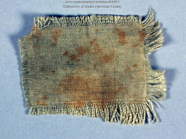 Civil War 'lint,' ca. 1863